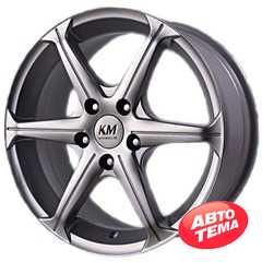 Купить Kormetal KM 225 HB R15 W6.5 PCD5x114.3 ET37 DIA67.1