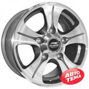 Купить Premium H407 GMF R16 W5.5 PCD5x139.7 ET19 DIA110.1
