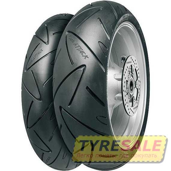 CONTINENTAL ContiRoadAttack (Rear) - Интернет магазин шин и дисков по минимальным ценам с доставкой по Украине TyreSale.com.ua