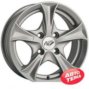Купить Легковой диск ANGEL Luxury 506 S R15 W6.5 PCD4x114.3 ET35 DIA67.1