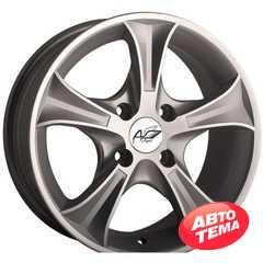 Купить Легковой диск ANGEL Luxury 406 SD R14 W6 PCD4x100 ET37 DIA67.1