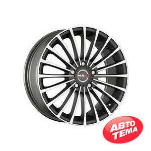 Купить MAK Corsa Ice Titan R17 W8 PCD5x114.3 ET40 DIA76