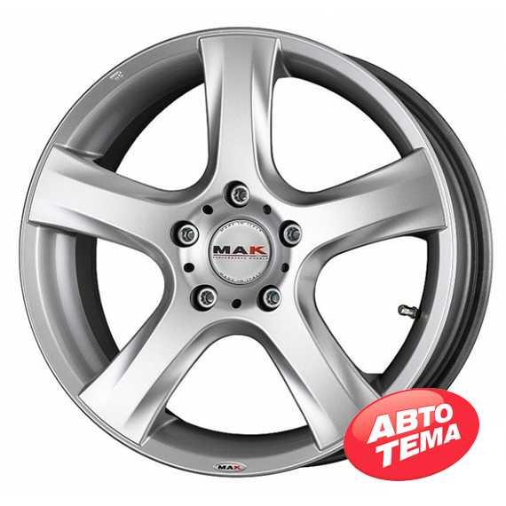 MAK RAction Silver - Интернет магазин шин и дисков по минимальным ценам с доставкой по Украине TyreSale.com.ua