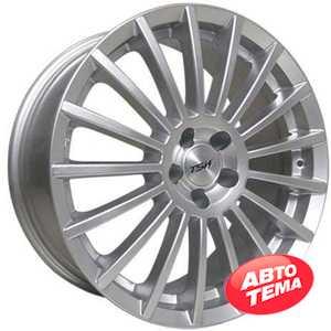 Купить TSW Pace Silver R15 W6.5 PCD5x114.3 ET38 DIA76