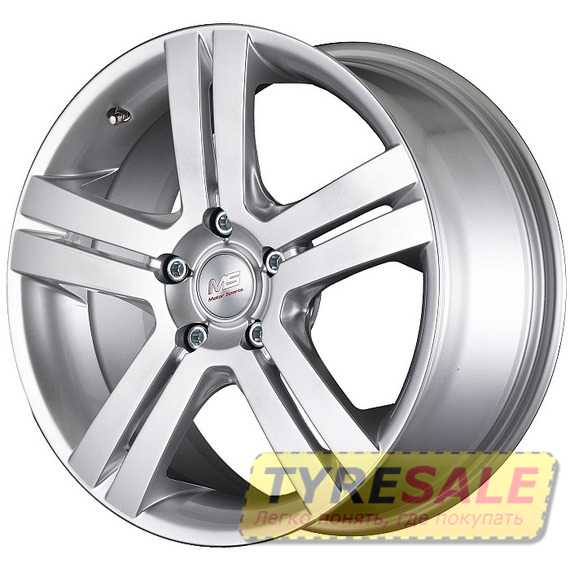 MAK Jag Silver - Интернет магазин шин и дисков по минимальным ценам с доставкой по Украине TyreSale.com.ua