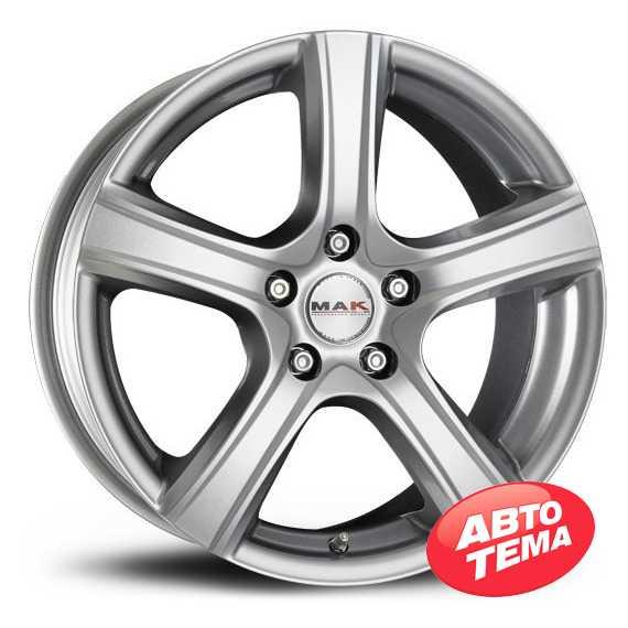 MAK Scorpio Silver - Интернет магазин шин и дисков по минимальным ценам с доставкой по Украине TyreSale.com.ua