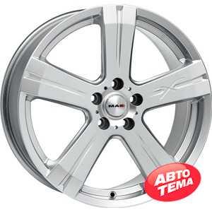 Купить MAK XTreme Silver R16 W7 PCD5x100 ET35 DIA72