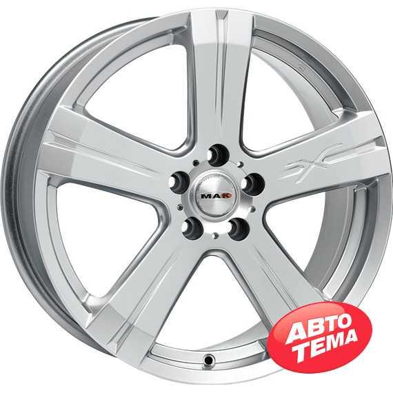 MAK XTreme Silver - Интернет магазин шин и дисков по минимальным ценам с доставкой по Украине TyreSale.com.ua