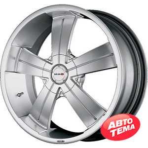 Купить MAK S5 Silver R17 W7.5 PCD5x100/112 ET35 DIA72