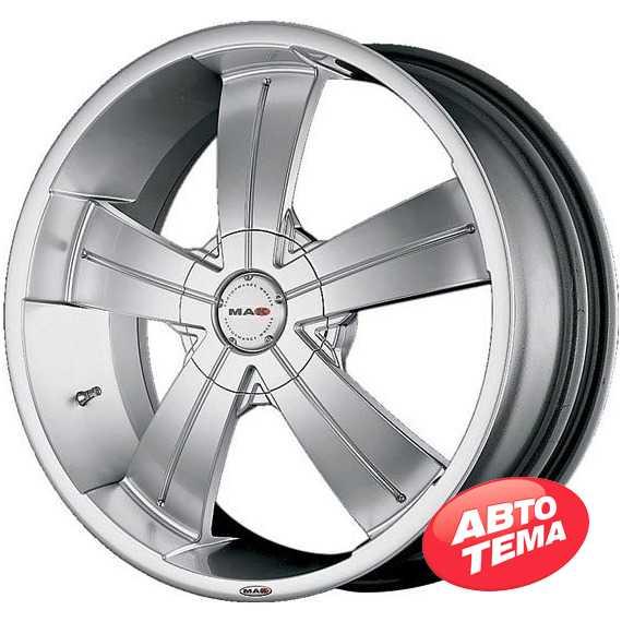 MAK S5 Silver - Интернет магазин шин и дисков по минимальным ценам с доставкой по Украине TyreSale.com.ua