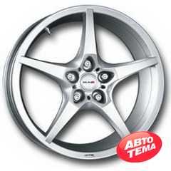 MAK Matrix 5 Silver - Интернет магазин шин и дисков по минимальным ценам с доставкой по Украине TyreSale.com.ua