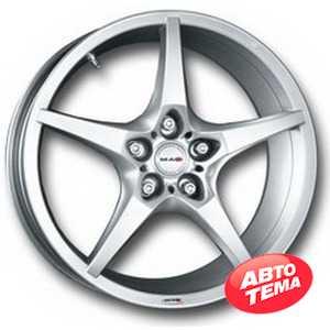 Купить MAK Matrix 5 Silver R17 W8 PCD5x112 ET35 DIA76