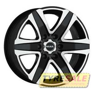 Купить MAK Stone 4x4 T Black Mirror R17 W8 PCD6x139.7 ET35 DIA67.1