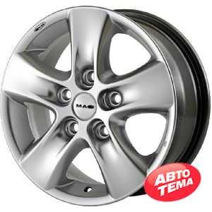 Купить MAK HD Silver R16 W6.5 PCD5x130 ET35 DIA84.1