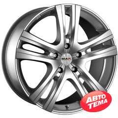 MAK Aria Silver - Интернет магазин шин и дисков по минимальным ценам с доставкой по Украине TyreSale.com.ua