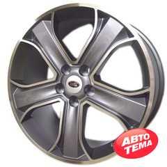REPLICA Rover JT-1227 GM - Интернет магазин шин и дисков по минимальным ценам с доставкой по Украине TyreSale.com.ua
