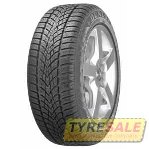 Купить Зимняя шина DUNLOP SP Winter Sport 4D 225/45R17 91H Run Flat