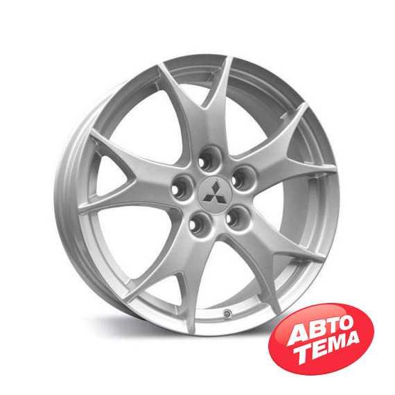 REPLICA Mi13 Silver - Интернет магазин шин и дисков по минимальным ценам с доставкой по Украине TyreSale.com.ua