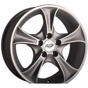 Купить ANGEL Luxury 506 SD R15 W6.5 PCD5x112 ET35 DIA57.1