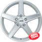 Купить AUTEC Delano Kristallsilber R17 W7.5 PCD5x115 ET40 DIA70.2