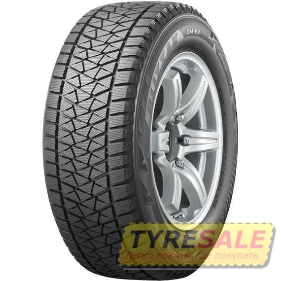Зимняя шина BRIDGESTONE Blizzak DM-V2 - Интернет магазин шин и дисков по минимальным ценам с доставкой по Украине TyreSale.com.ua
