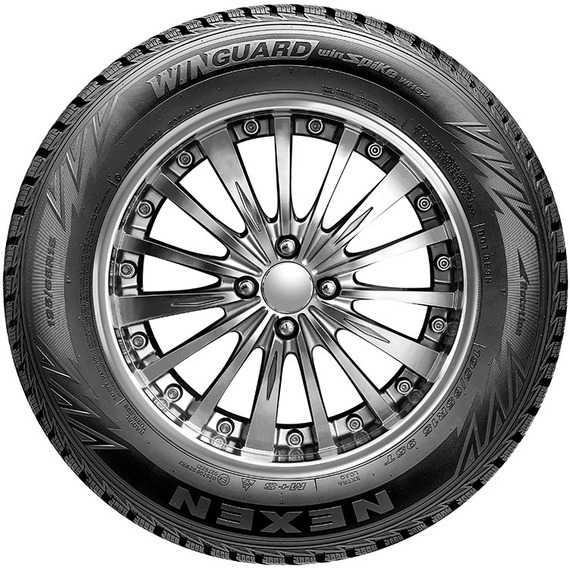Купить Зимняя шина NEXEN Winguard WinSpike WH62 185/70R14 92T (Под шип)