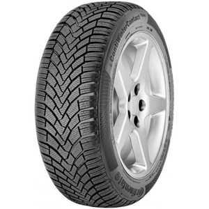 Купить Зимняя шина CONTINENTAL CONTIWINTERCONTACT TS 850 195/65R14 89T