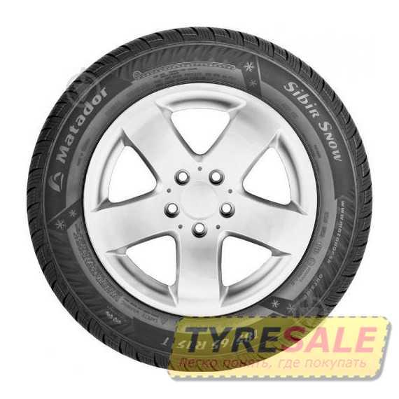 Зимняя шина MATADOR MP92 Sibir Snow - Интернет магазин шин и дисков по минимальным ценам с доставкой по Украине TyreSale.com.ua