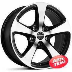 BORBET CC Black Polished Matt - Интернет магазин шин и дисков по минимальным ценам с доставкой по Украине TyreSale.com.ua