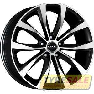 Купить MAK Wolf Black Mirror R18 W7.5 PCD5x114.3 ET45 DIA67.1