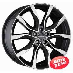 MAK HIGHLANDS Gun Metallic Mirror Face - Интернет магазин шин и дисков по минимальным ценам с доставкой по Украине TyreSale.com.ua
