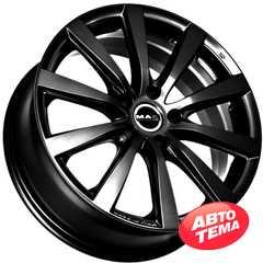 MAK Iguan Gloss black - Интернет магазин шин и дисков по минимальным ценам с доставкой по Украине TyreSale.com.ua