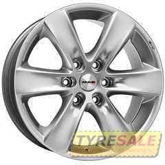 MAK Sierra Silver - Интернет магазин шин и дисков по минимальным ценам с доставкой по Украине TyreSale.com.ua