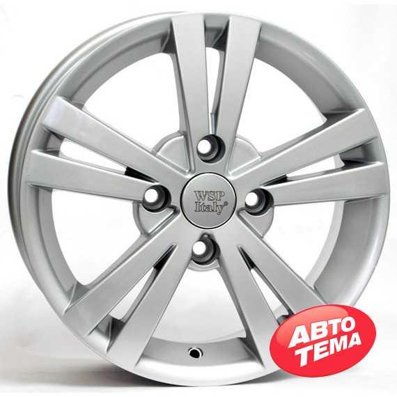 WSP ITALY TRISTANO W3602 (SILVER - Серебро) - Интернет магазин шин и дисков по минимальным ценам с доставкой по Украине TyreSale.com.ua