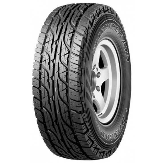 Всесезонная шина DUNLOP Grandtrek AT3 - Интернет магазин шин и дисков по минимальным ценам с доставкой по Украине TyreSale.com.ua