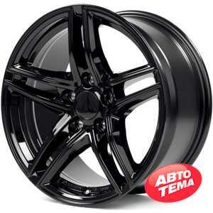 Купить BORBET XR Glossy Black R17 W7.5 PCD5x112 ET45 HUB66.6