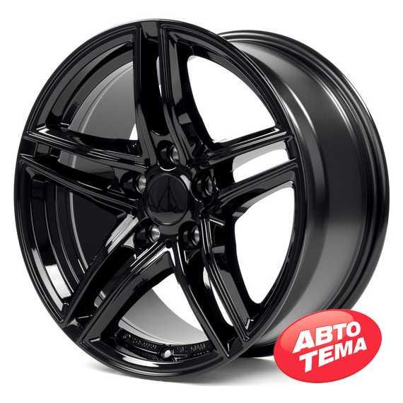 BORBET XR Glossy Black - Интернет магазин шин и дисков по минимальным ценам с доставкой по Украине TyreSale.com.ua