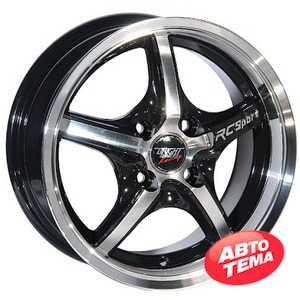 Купить ALLANTE 507 BF R14 W6 PCD4x98 ET25 DIA58.6