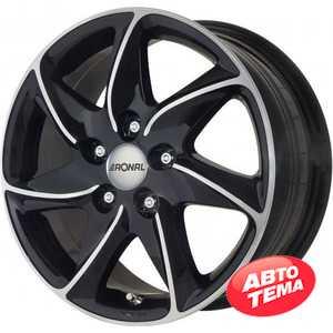 Купить RONAL R51 T JB/FC R15 W6.5 PCD5x112 ET45 DIA76