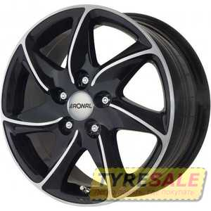 Купить RONAL R51 T JB/FC R16 W7 PCD5x112 ET35 DIA76