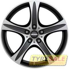 RONAL R 55 SUV MB/FC - Интернет магазин шин и дисков по минимальным ценам с доставкой по Украине TyreSale.com.ua