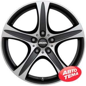 Купить RONAL R 55 SUV MB/FC R18 W8.5 PCD5x108 ET45 DIA82