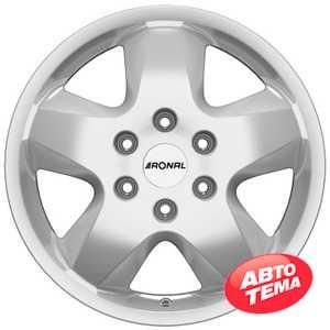 Купить RONAL R 44 CS R16 W6.5 PCD5x120 ET40 DIA65