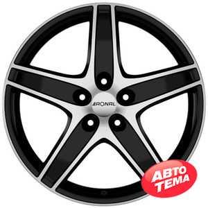 Купить RONAL R 48 T JB/FC R18 W8.5 PCD5x112 ET35 DIA76