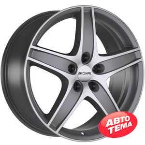 Купить RONAL R 48 TI FC R18 W8.5 PCD5x120 ET35 DIA82