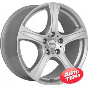 Купить RONAL R 55 CS R17 W7.5 PCD5x120 ET55 DIA65