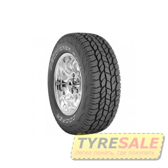 Всесезонная шина COOPER Discoverer AT3 - Интернет магазин шин и дисков по минимальным ценам с доставкой по Украине TyreSale.com.ua