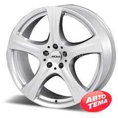 Ronal R43 (silver) - Интернет магазин шин и дисков по минимальным ценам с доставкой по Украине TyreSale.com.ua