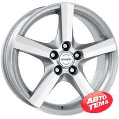 Купить ENZO H Silver R13 W5 PCD4x100 ET35 DIA60.1