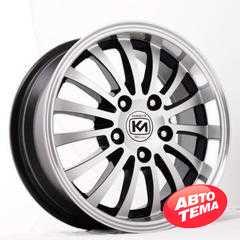 Купить Kormetal KM 375 BD R15 W6.5 PCD5x112 ET35 HUB66.6